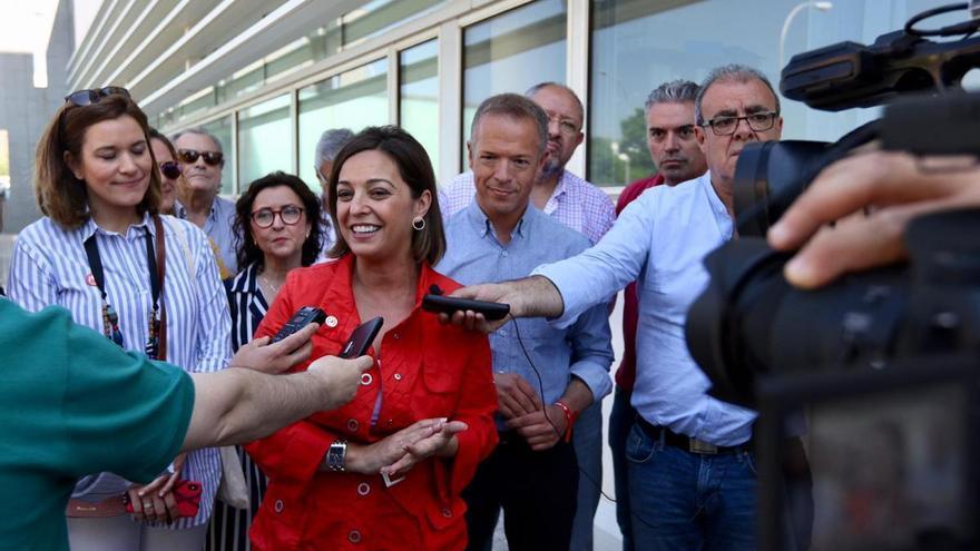 Ambrosio se compromete a acabar la avenida de Trassierra y ejecutar el parque del Canal