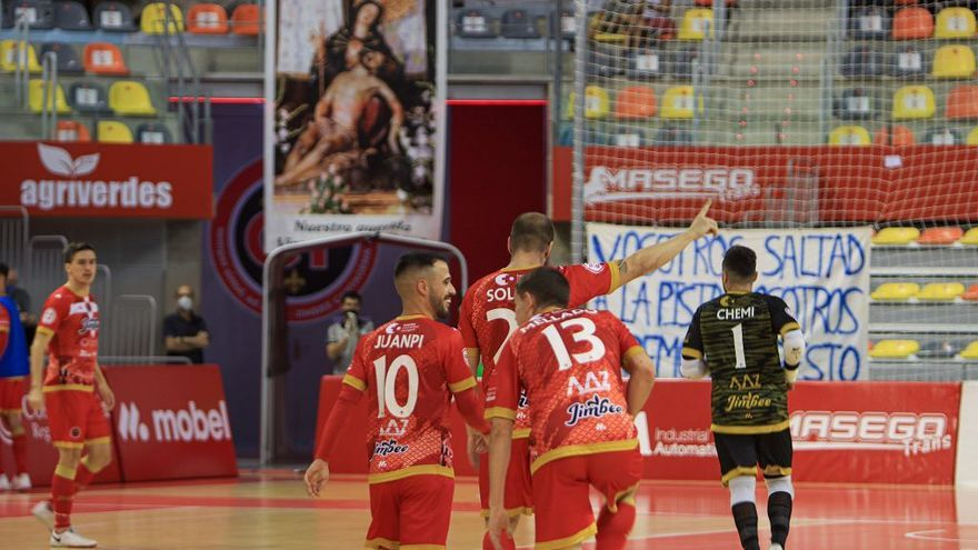 El Jimbee Cartagena comienza la temporada venciendo al Córdoba (3-1)