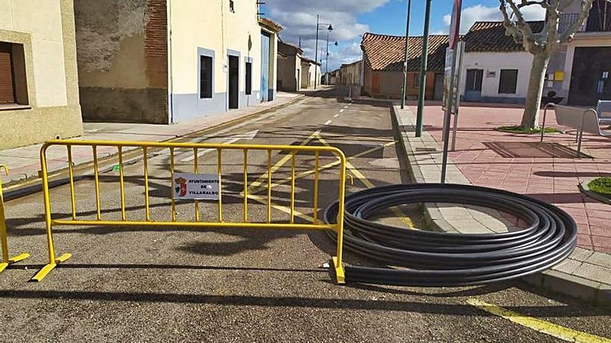 Villaralbo denuncia retrasos en el acceso a la fibra óptica