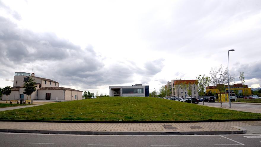 Vilablareix aprova per 3 milions d'euros la licitació de la nova biblioteca-sala polivalent