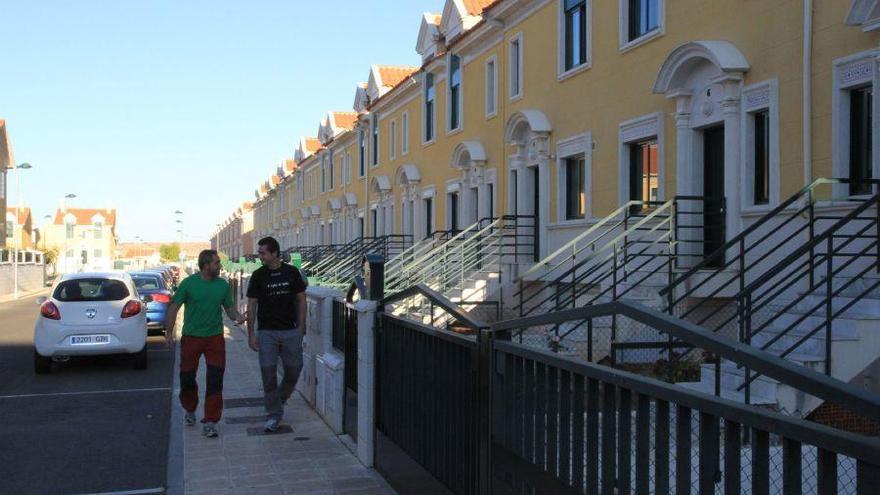 El Ayuntamiento construirá una sede para la asociación de vecinos de Siglo XXI