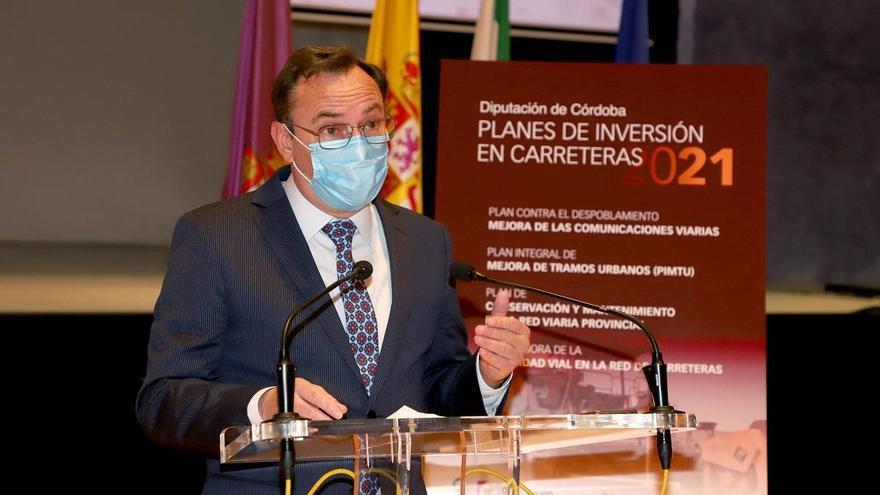 La Diputación invertirá diez millones de euros este año en la mejora de varias carreteras provinciales