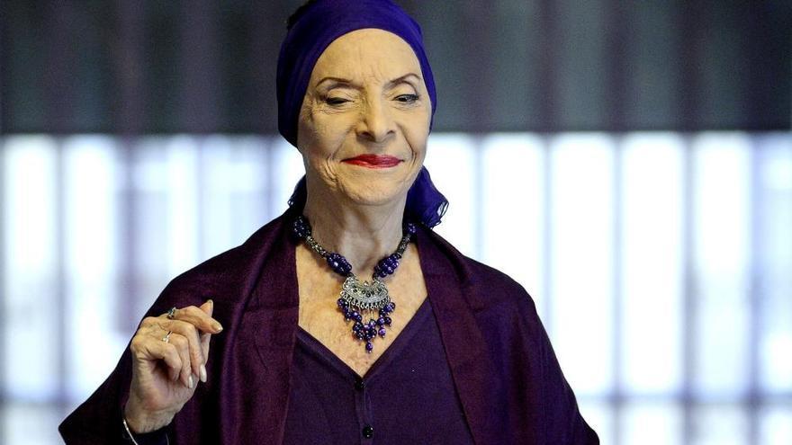 Muere Alicia Alonso, leyenda del ballet cubano