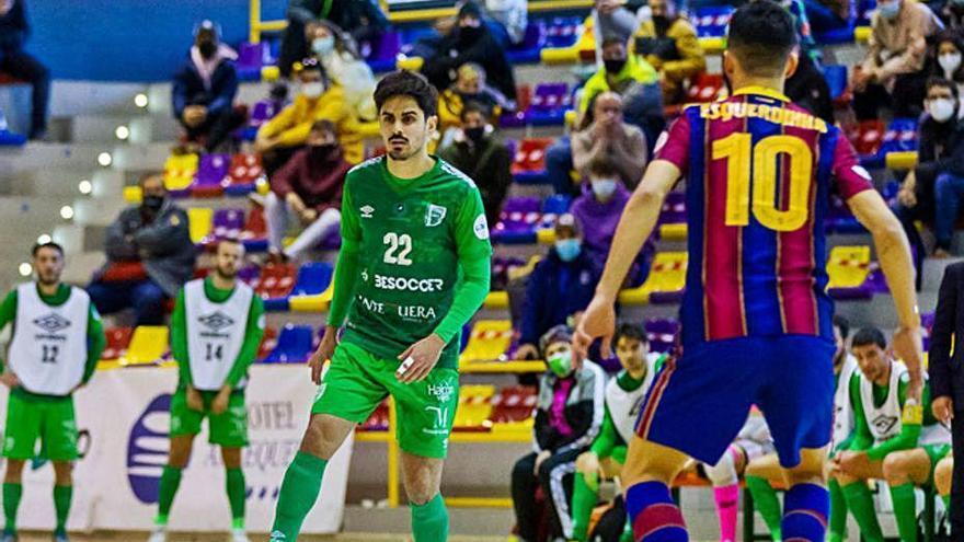 Raúl Canto: «Esperamos poder sacar puntos ante un equipo a nuestro alcance»