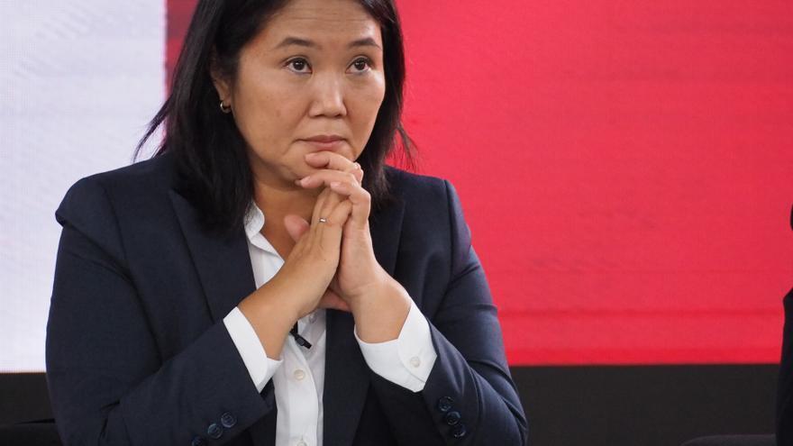 Keiko Fujimori reconoce a Pedro Castillo como presidente de Perú