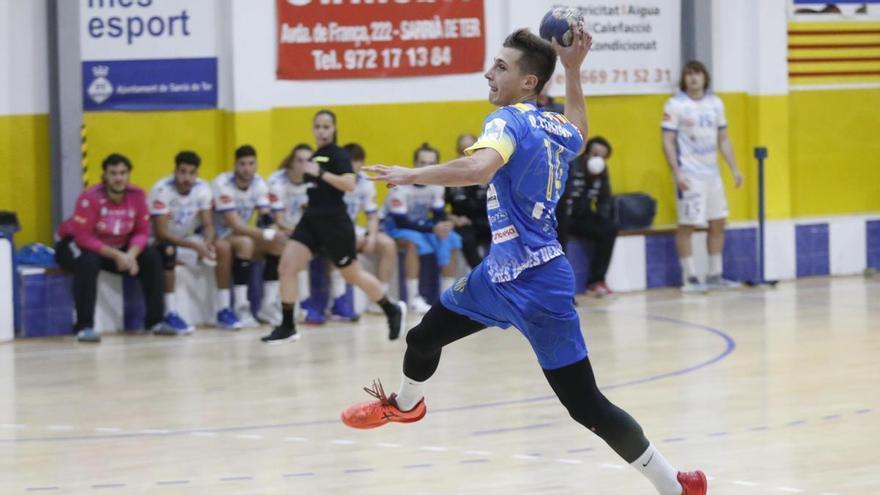El Sarrià es classifica per la segona ronda de la Copa (32-28)