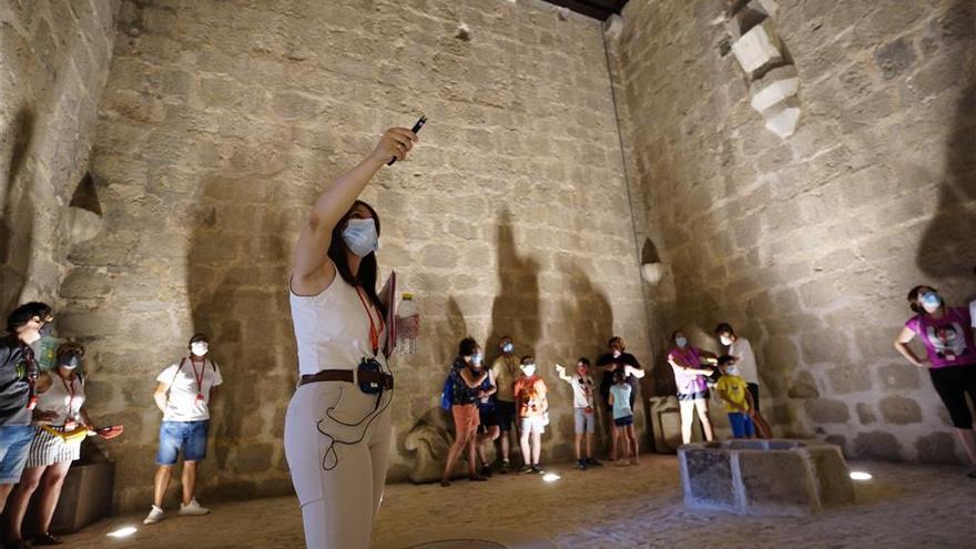 La Junta organiza visitas guiadas al castillo de Belalcázar en Semana Santa