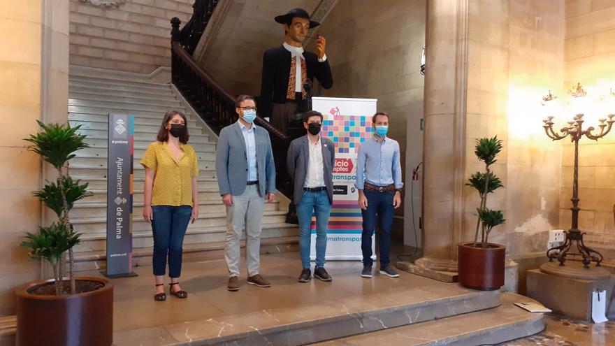 El Tripartito de Cort afirma que la pandemia no ha impedido cumplir su programa de gobierno