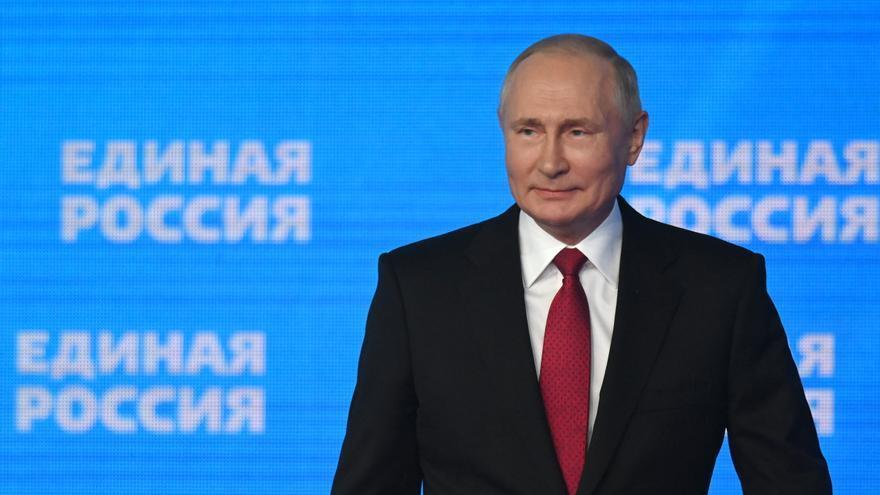 Putin felicita a Lukashenko y le traslada que podrá contar siempre con su apoyo
