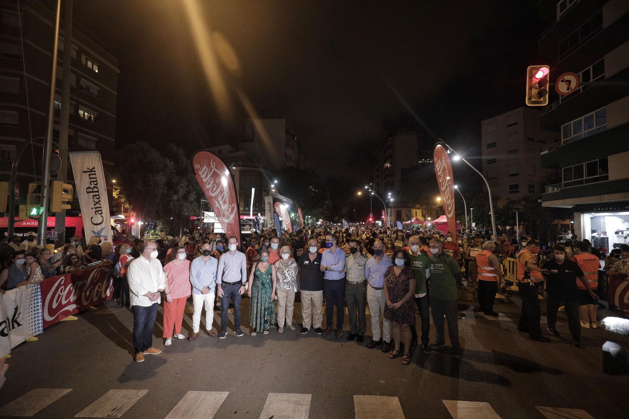 Cerca de 3.000 'marxaires' tomaron la salida en dirección al Santuari de Lluc