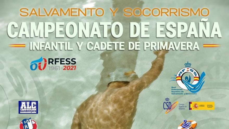 Dragones Caja Rural y Salvamento Benavente acuden al Campeonato de España Infantil y Cadete de Primavera
