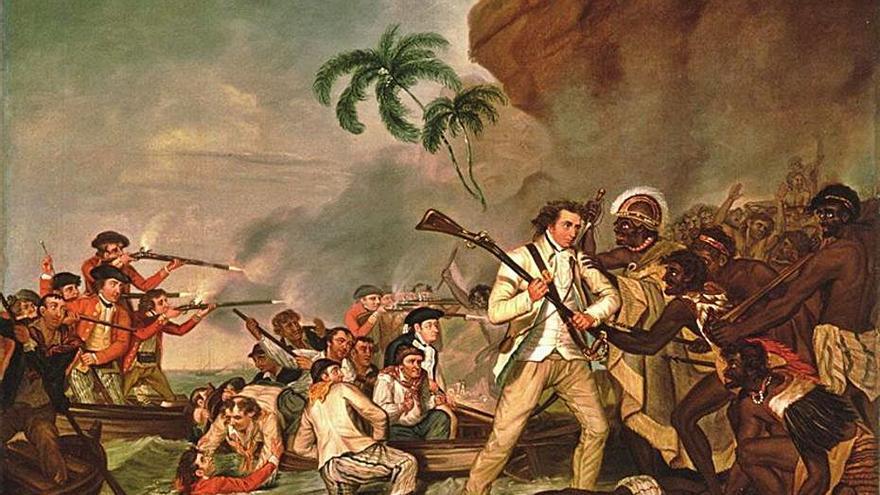 James Cook, el viajero que quiso descubrir el sur