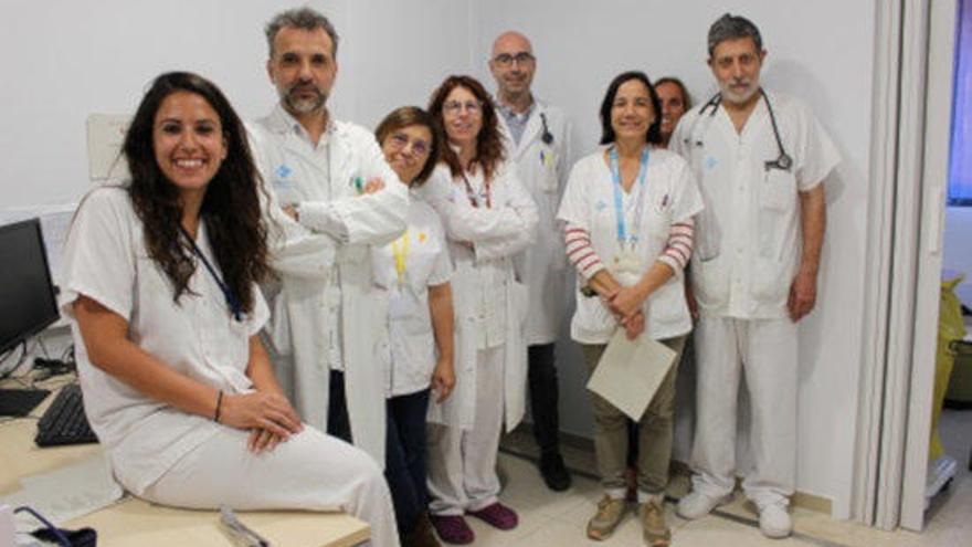 El Trueta atén 43 pacients en un any a la Unitat de malalties de la neurona motora