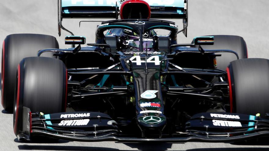 Sigue en directo clasificación del Gran Premio de España