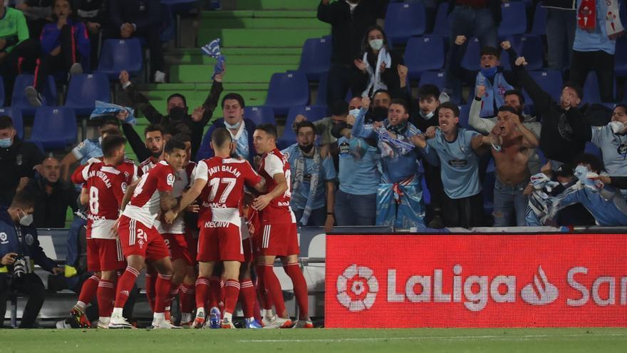 La Real Sociedad asalta Balaídos y recupera el liderato