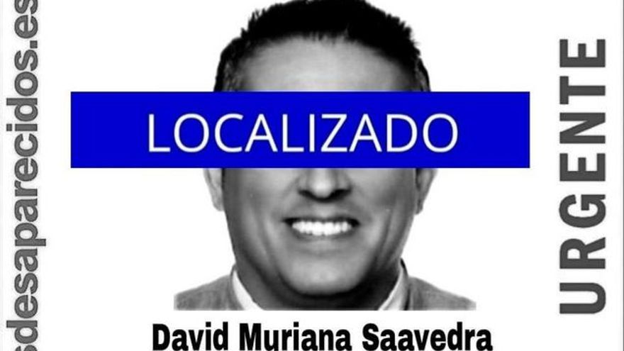 Localizan al malagueño que llevaba desaparecido desde el 21 de junio