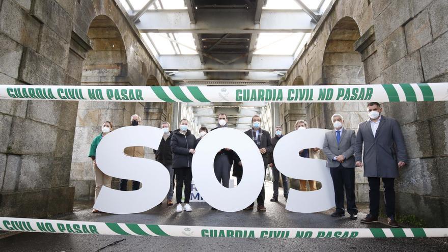 """El cierre en la """"raia"""" cuesta a 25.000 trabajadores transfronterizos entre 200 y 300 euros al mes"""