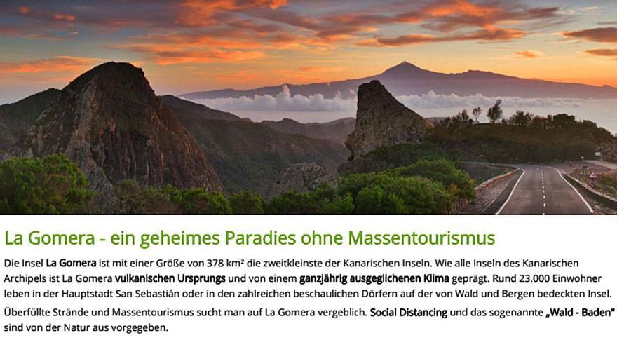 Más de 1.000 agentes de viajes alemanes se forman sobre la isla
