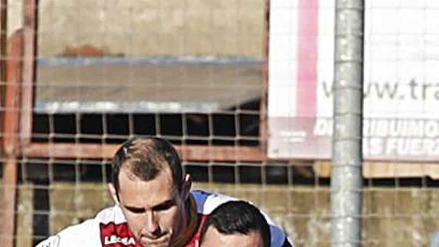 El Gijón Industrial se desata al golear por 7-1 al Vallobín