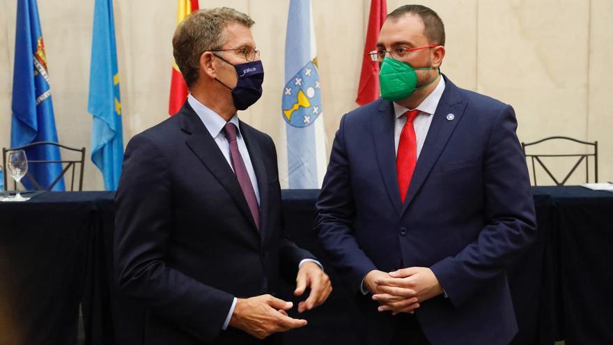 """Asturias desea """"reconducir"""" la cumbre interautonómica de Feijóo sobre financiación"""