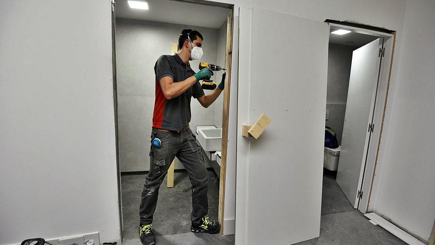 Constructores de Pontevedra perciben un auge de obras de reforma en la pandemia