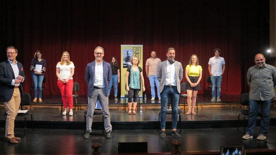 El Teatro Pérez Galdós estrena en octubre 'El último viaje de Galdós'