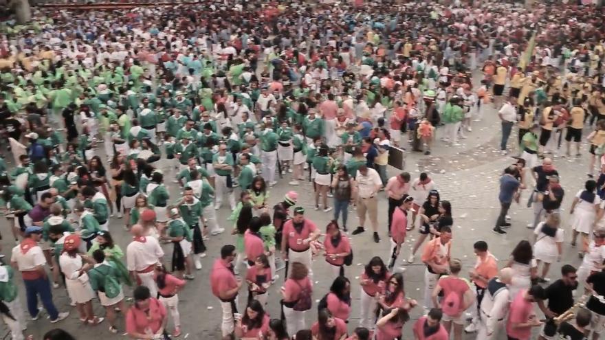 Benavente celebra el Toro Enmaromado con la esperanza de reencontrarse en las calles de nuevo en 2022