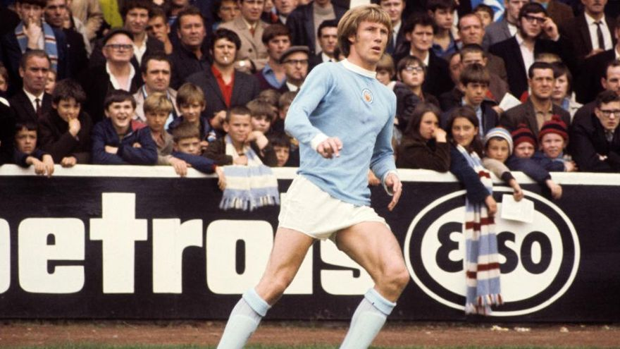 Fallece a los 74 años Collin Bell, leyenda del Manchester