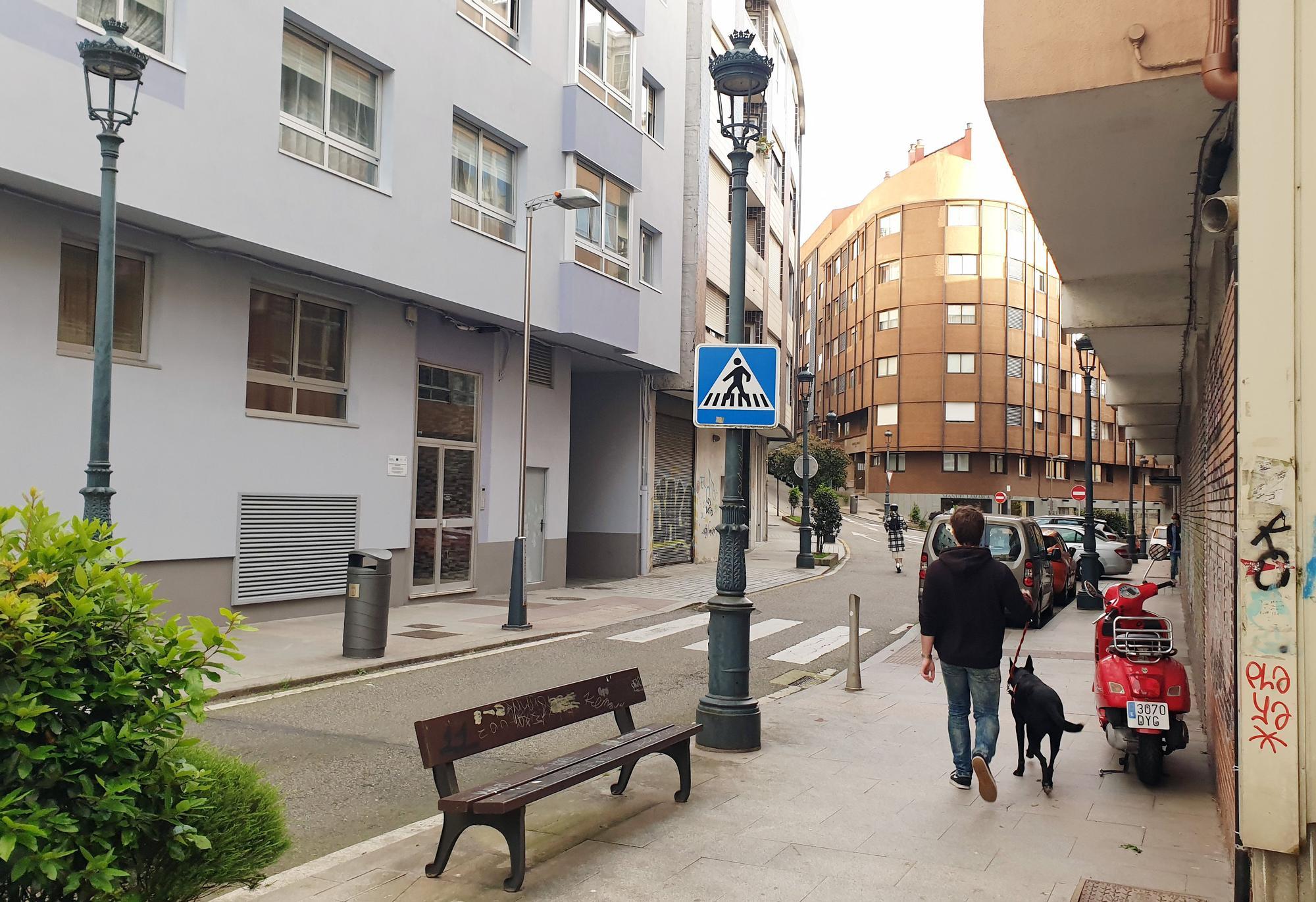 Operan de urgencia a una nonagenaria tras el ataque de un perro en Vigo