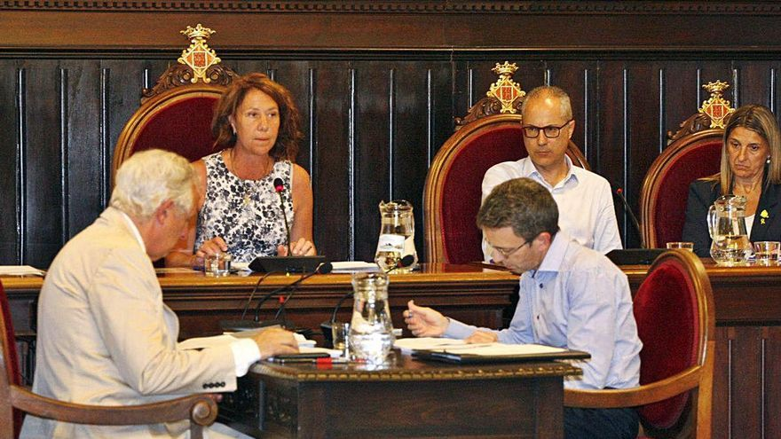 L'interventor de Girona diu que la delegació de competències del ple és nul·la