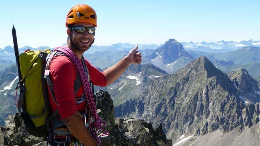 Daniel Gracia Bueno: «El problema de trabajar en el Pirineo es la estacionalidad»