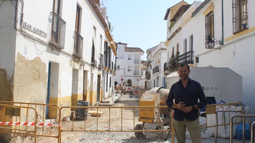 El Ayuntamiento reforma la plaza de San Agustín para mejorar su accesibilidad