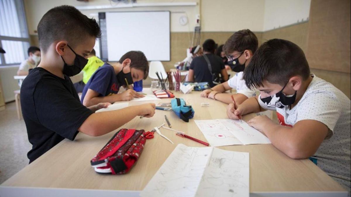 Renovación de aire en las aulas: Guía para la ventilación en la vuelta al cole.