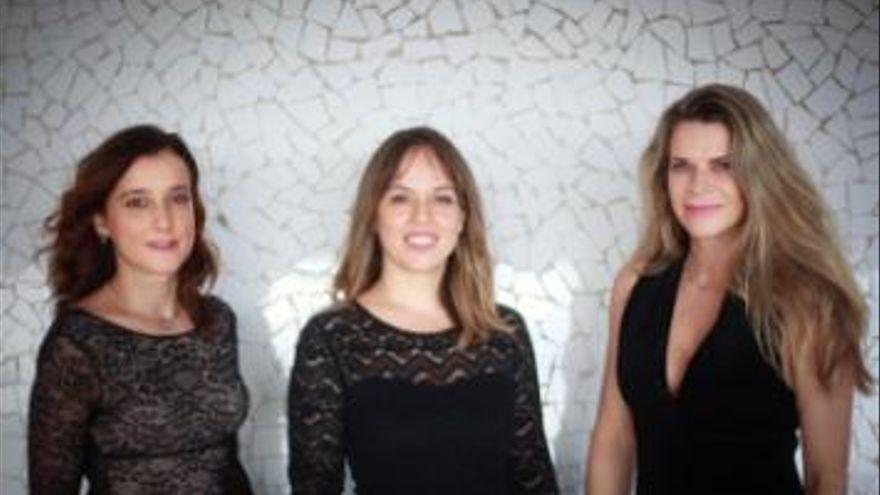 """El Trío Hensel homenajea a tres compositoras en el Festival """"En Paralelo"""""""