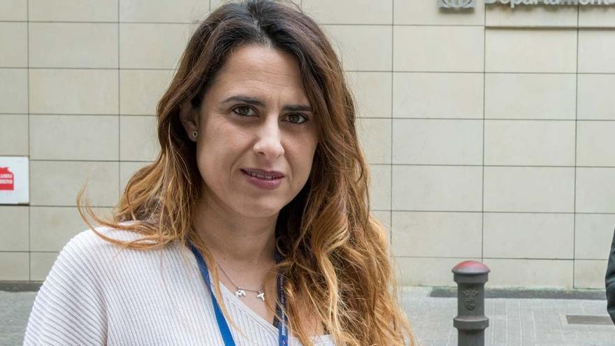 Patrícia Plaja, fins ara cap de premsa dels Mossos, nova portaveu del Govern