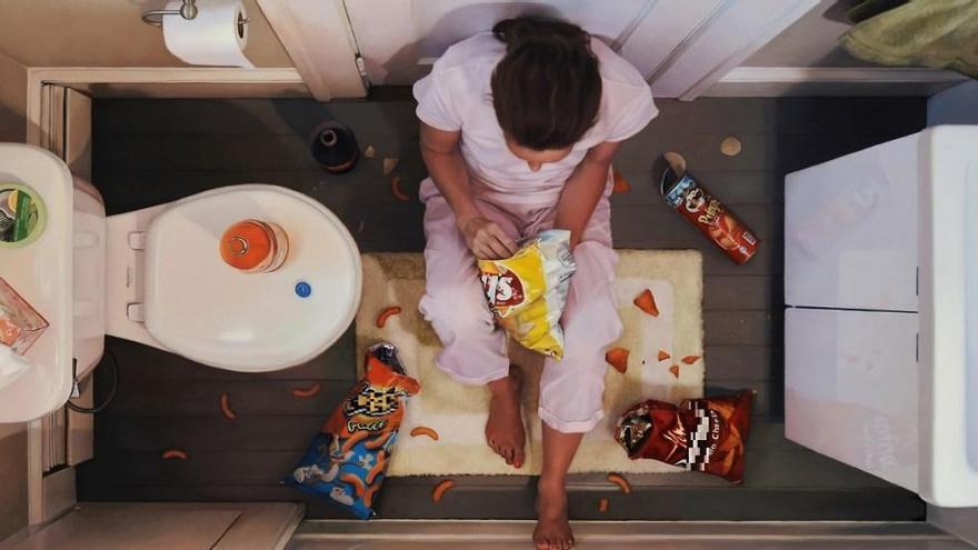 Comedores compulsivos: una peligrosa adicción que se cura en equipo