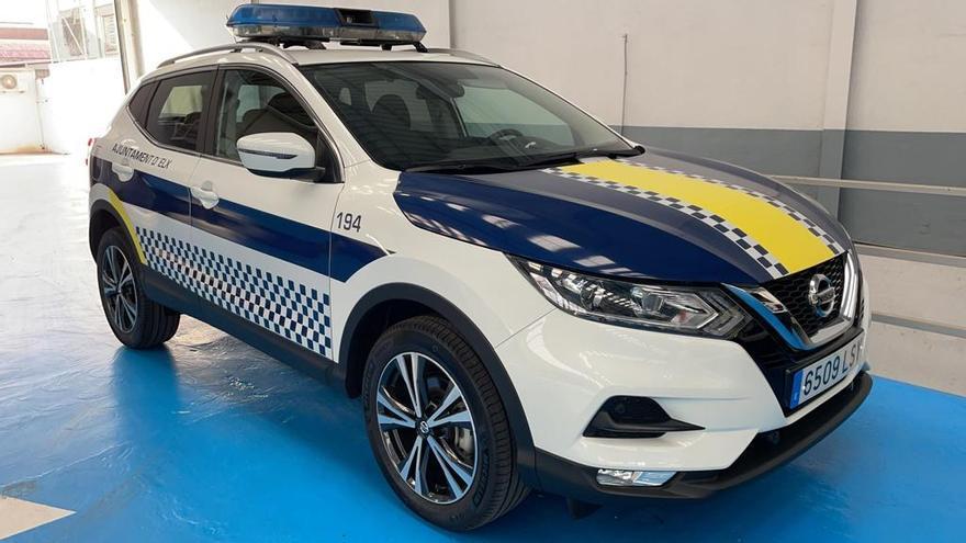 La Policía Local de Elche alquila coches por seis meses hasta que lleguen los nuevos