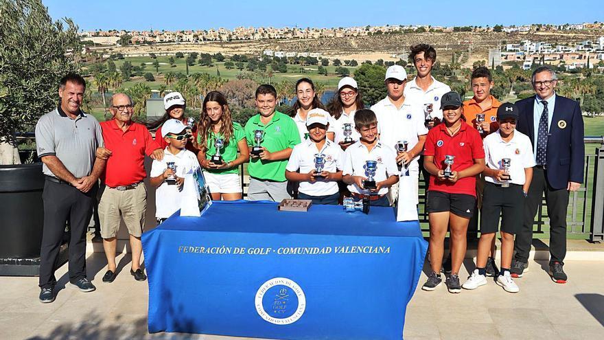 La Finca pone el broche de oro al Campeonato Juvenil Autonómico