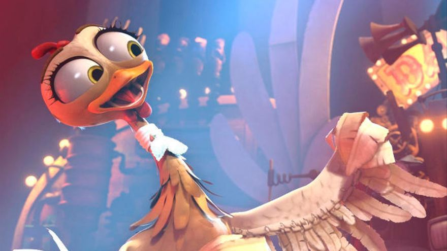 De canción popular a película de animación