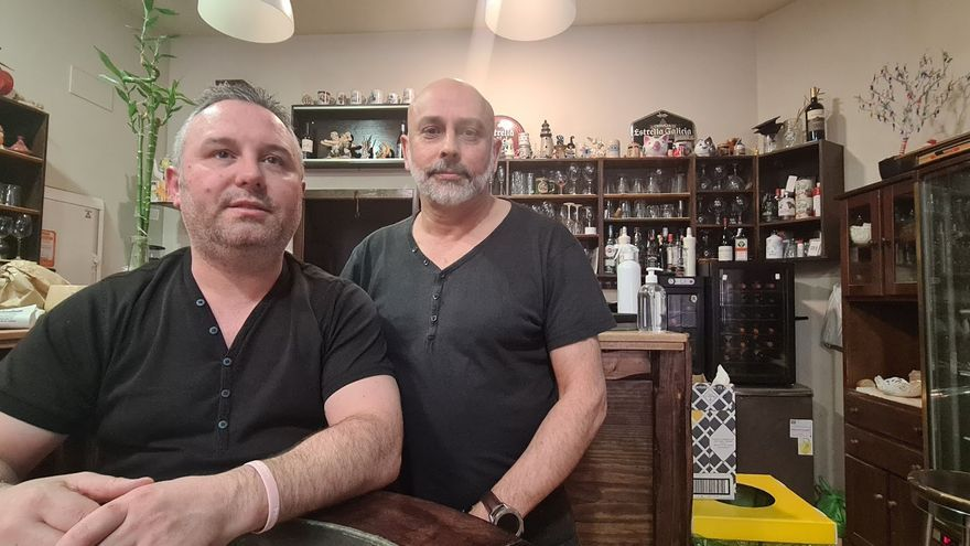 Treinta años de historia viva de la hostelería en Vilagarcía