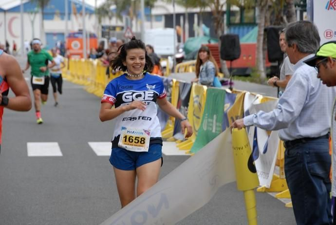 XVIII  Medio Maratón Fundación Puertos de Las Palmas