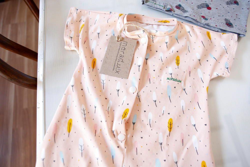Moraduix, moda sostenible para bebés inspirada en la naturaleza