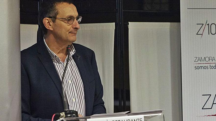 Zamora 10 aplaude el impulso de la Junta al proyecto de Monte la Reina