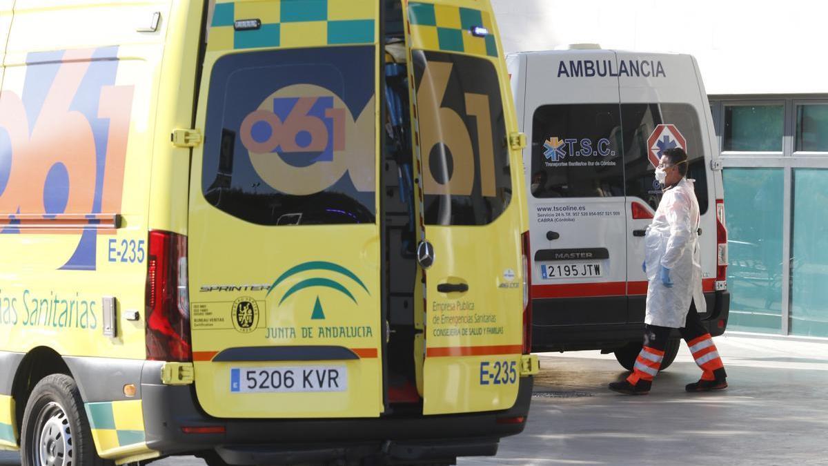 El Reina Sofía tiene a 32 pacientes ingresados por covid y en Cabra hay otros 31