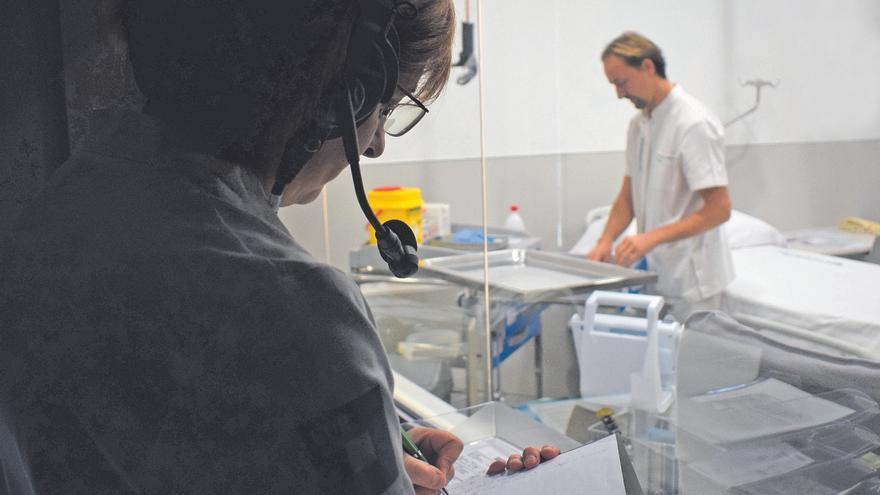 UManresa llança un nou programa sanitari juntament amb l'ISDE