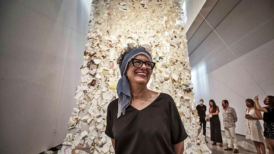 Elena del Rivero bucea en la memoria para reflexionar sobre el dolor del 11S