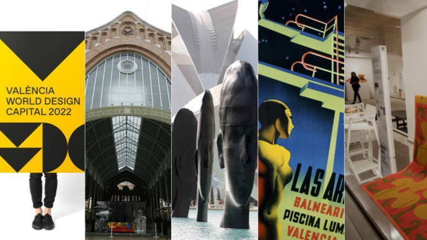 València conoce hoy si es la Capital Mundial del Diseño