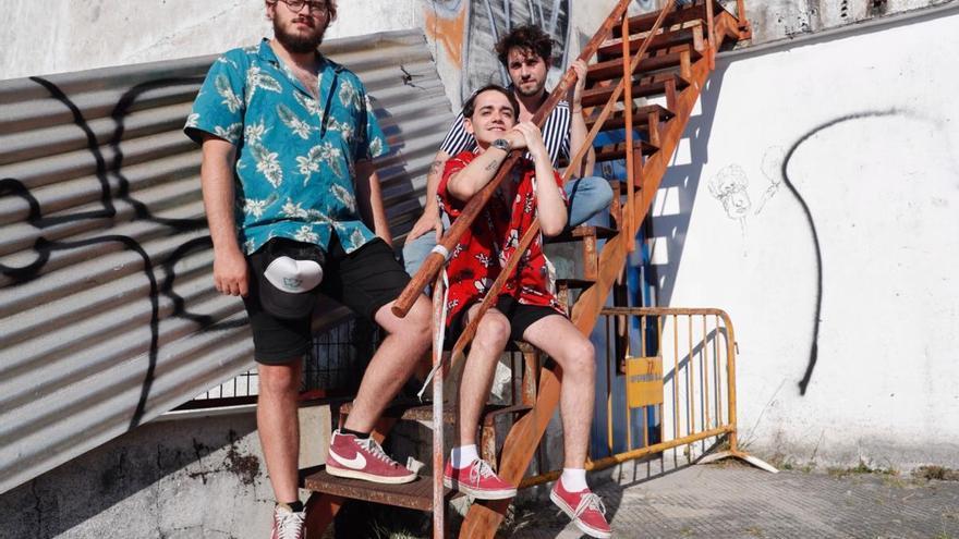 Más rápido, más sucio, más punk: así suena lo nuevo de Kings of The Beach
