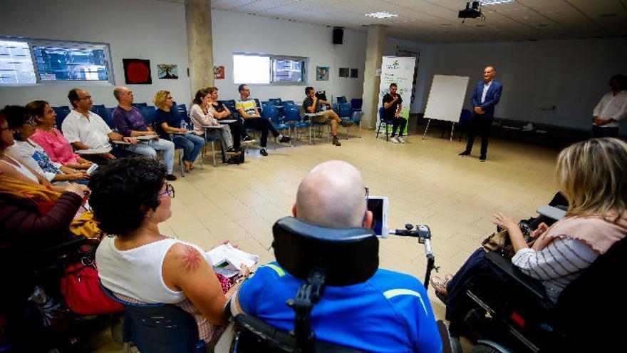 La Escuela de Ciudadanía organiza un curso de mindfulness inclusivo para personas con diversidad funcional