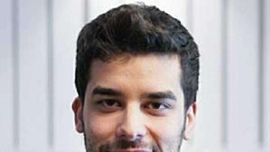 El navarclí David Villarreal capitaneja la primera websèrie de TV3 feta per estudiants